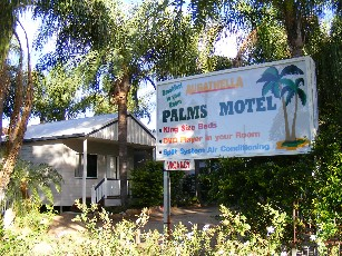 Augathella Palms Motel - Accommodation Ballina