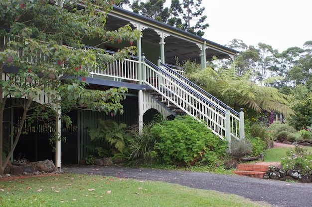 The Cottage at The Sanctuary Bed and Breakfast - Accommodation Ballina