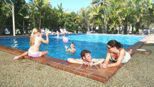 Gold Coast Tourist Parks Kirra Beach - Accommodation Ballina