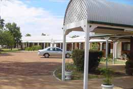 Landsborough Lodge Motel - Accommodation Ballina