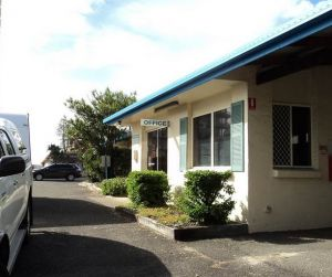 Palm Beach Mobile  Tourist Park - Accommodation Ballina