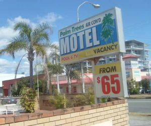 Palm Trees Motel - Accommodation Ballina