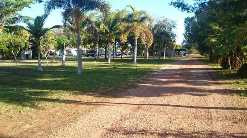 Barcaldine Tourist Park - Accommodation Ballina