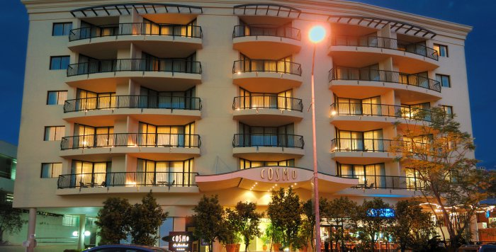 Central Cosmo Apartments - Accommodation Ballina