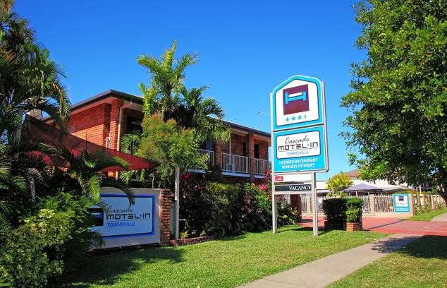 Cascade Motel In Townsville