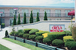 Crest Motor Inn - Accommodation Ballina
