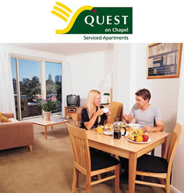 Quest On Chapel - Accommodation Ballina