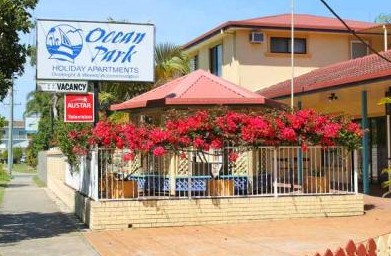 Ocean Park Motel and Holiday Apartments - Accommodation Ballina