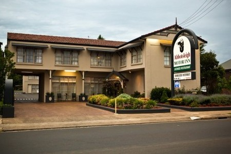 Abbotsleigh Motor Inn - Accommodation Ballina