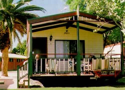 Swan Hill Riverside Caravan Park - Accommodation Ballina