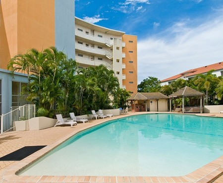 Rays Resort Apartments - Accommodation Ballina
