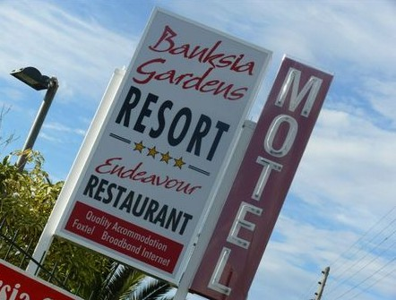 Banksia Gardens Resort Motel - Accommodation Ballina