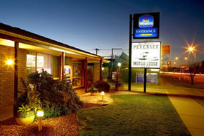 Best Western Pevensey Motor Lodge - Accommodation Ballina