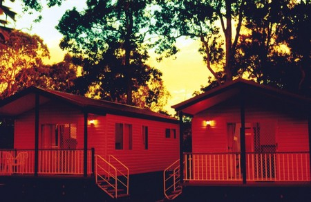 Solitary Islands Marine Park Resort - Accommodation Ballina