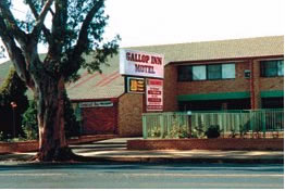 Gallop Motel - Accommodation Ballina