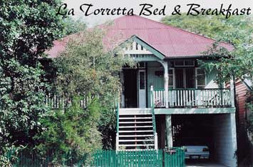 La Toretta Bed And Breakfast - Accommodation Ballina