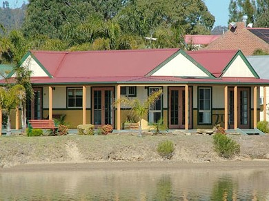 Coachhouse Marina Resort Batemans Bay - Accommodation Ballina