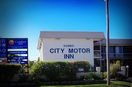 Comfort Inn Dubbo City - Accommodation Ballina