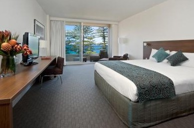 Manly Pacific Sydney Managed By Novotel - Accommodation Ballina