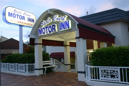 Earls Court Motor Inn - Accommodation Ballina