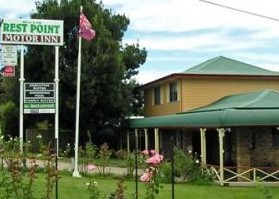 Rest Point Motel - Accommodation Ballina