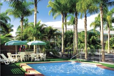 Forster Palms Motel - Accommodation Ballina