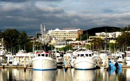 Marina Resort - Accommodation Ballina