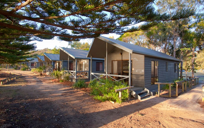 Murramarang Ecotourism Resort Eco Point - Accommodation Ballina