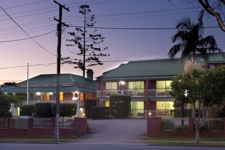 Aabon Holiday Apartments  Motel - Accommodation Ballina