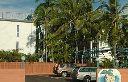 Coconut Grove Holiday Apartments - Accommodation Ballina