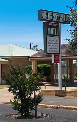 Green Gables Motel - Accommodation Ballina