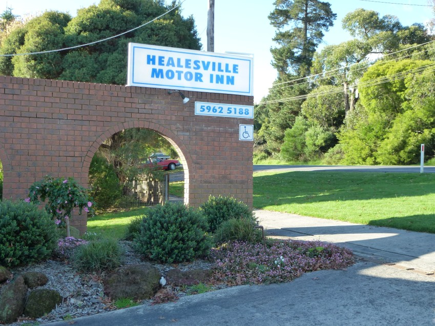 Healesville Motor Inn - Accommodation Ballina