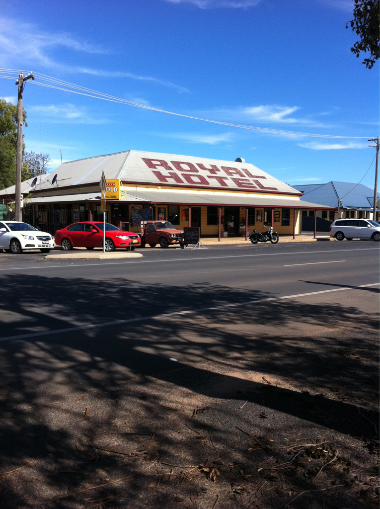 Royal Hotel Narromine - Accommodation Ballina
