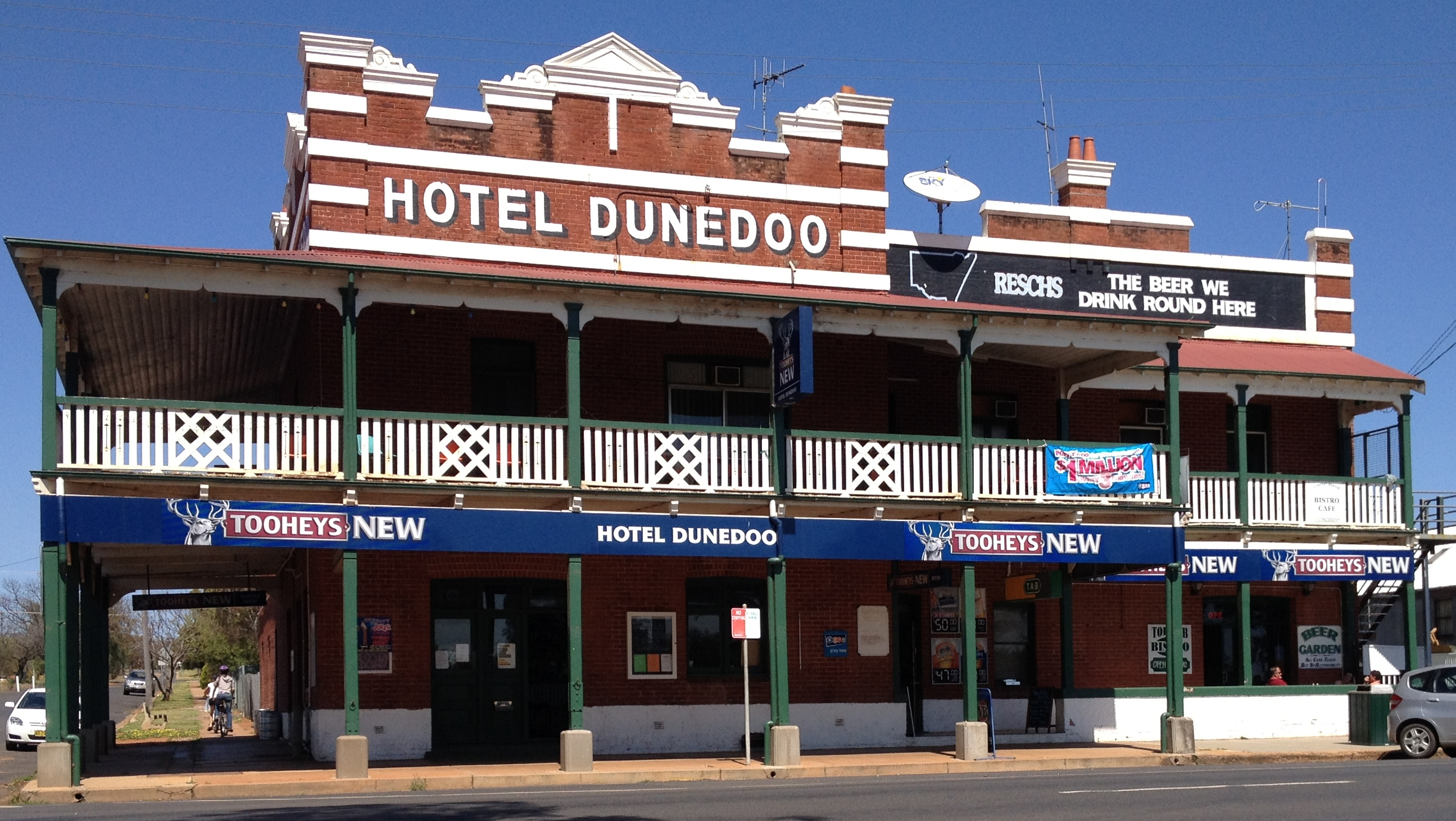 Dunedoo Hotel - Accommodation Ballina