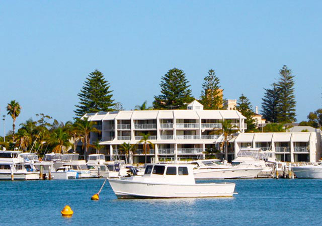 Pier 21 Apartment Hotel Fremantle - Accommodation Ballina