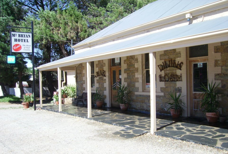 Mount Bryan Hotel - Accommodation Ballina