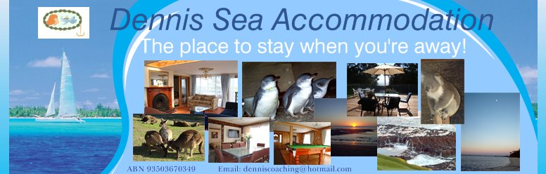 Dennis Sea Accommodation Phillip Island