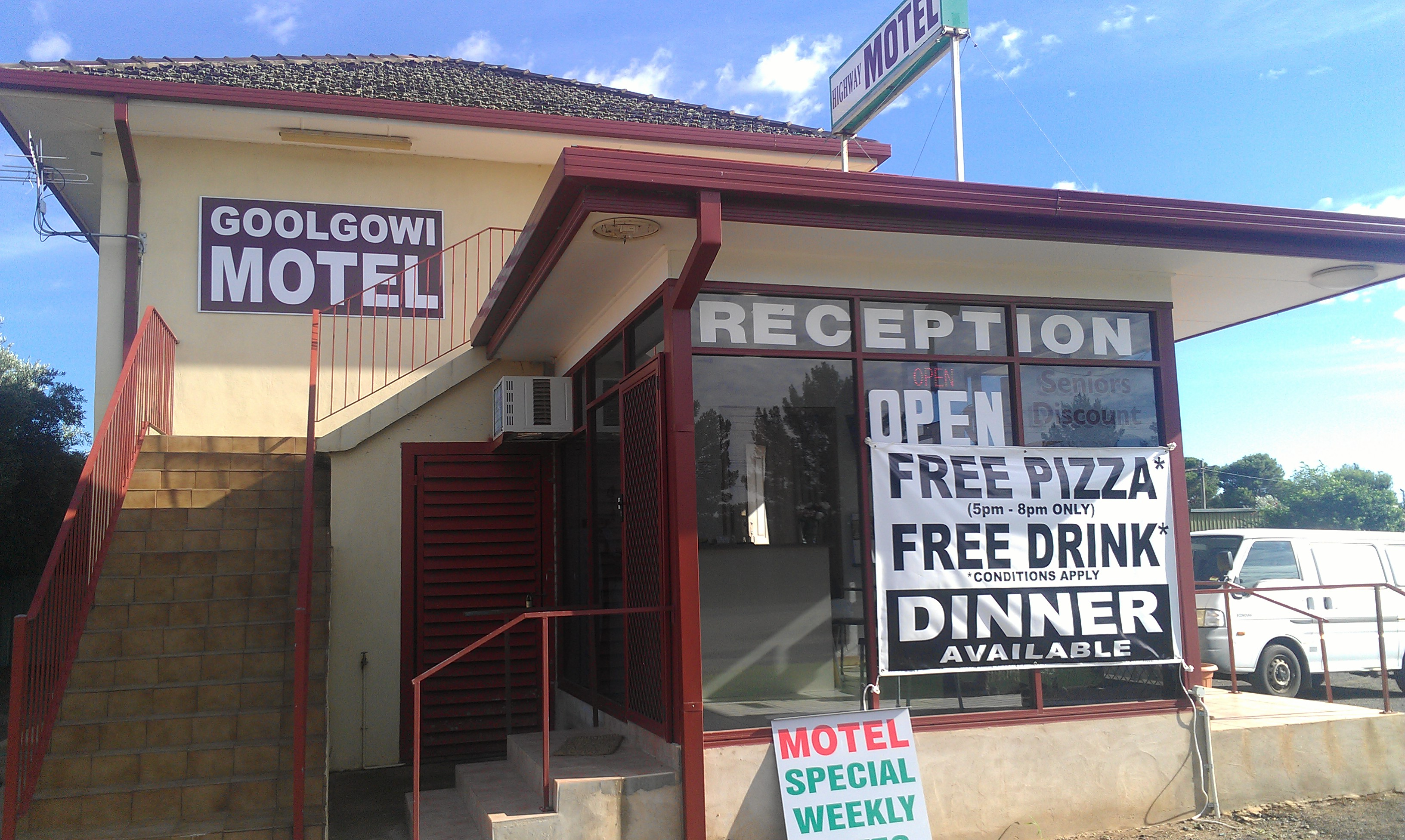 Royal Mail Hotel Goolgowi - Accommodation Ballina