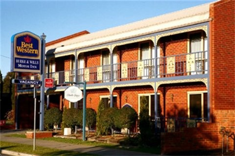 Best Western Burke amp Wills Motor Inn - Accommodation Ballina