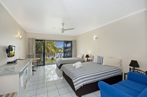 Hinchinbrook Marine Cove Motel - Accommodation Ballina