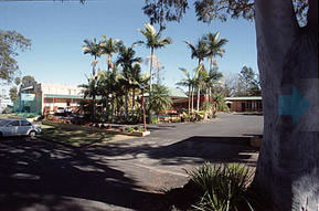 Dawson Motor Inn - Accommodation Ballina