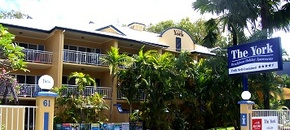The York Beachfront Holiday Apartments - Accommodation Ballina