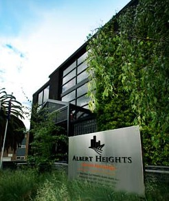 Albert Heights Serviced Apartments - Accommodation Ballina