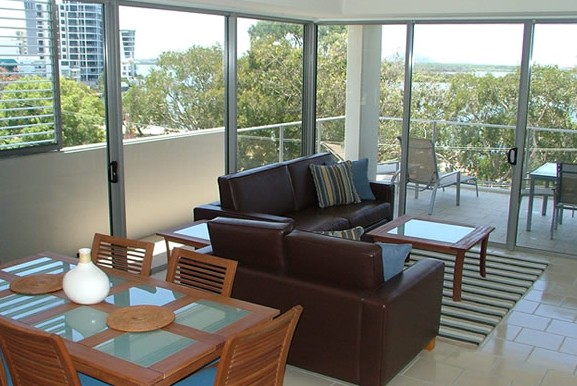 Space Holiday Apartments - Accommodation Ballina