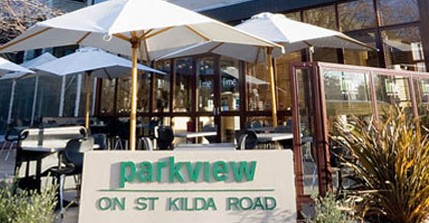 St. Kilda Road Parkview Hotel - Accommodation Ballina