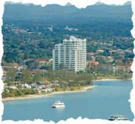 Crystal Bay Resort - Accommodation Ballina