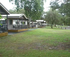 Beachfront Caravan Park - Accommodation Ballina