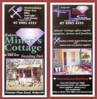 Miner's Cottage - Accommodation Ballina