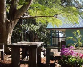 Pines On The Plateau Luxury Lodges - Accommodation Ballina