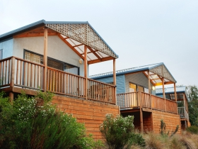 Discovery Holiday Parks Hobart Cosy Cabins - Accommodation Ballina